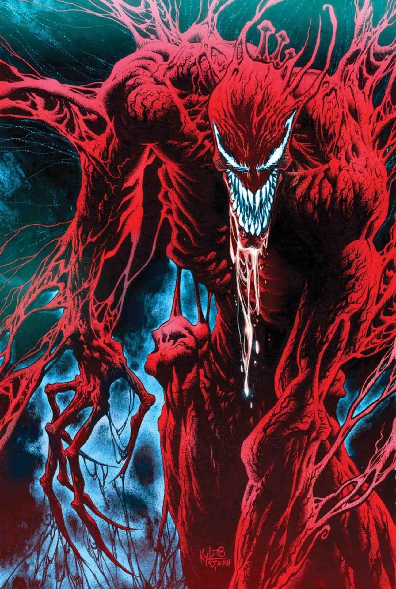Marvel November 8