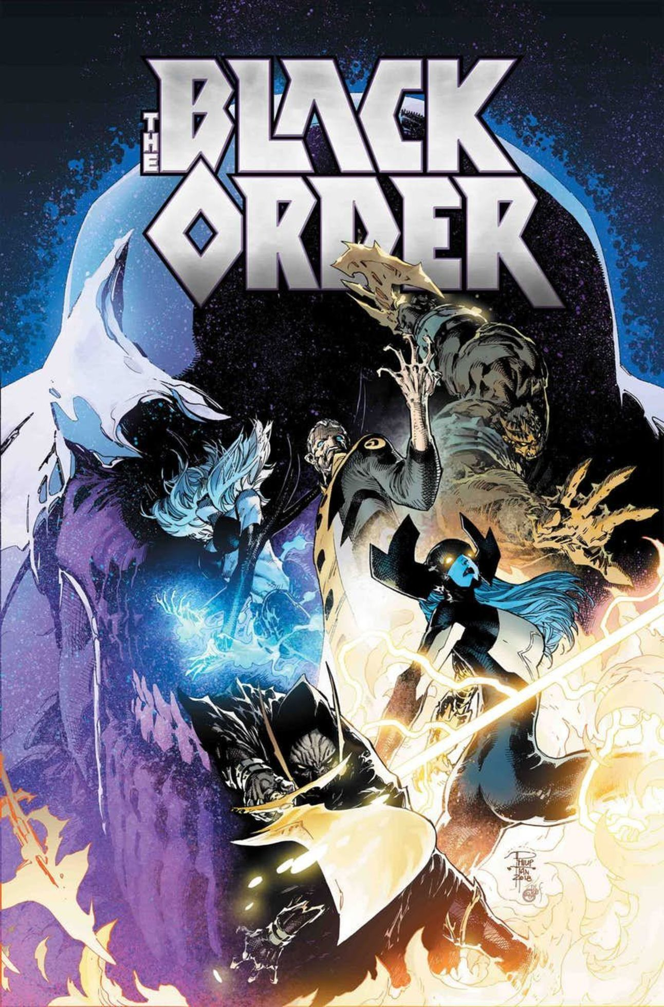Marvel November 9