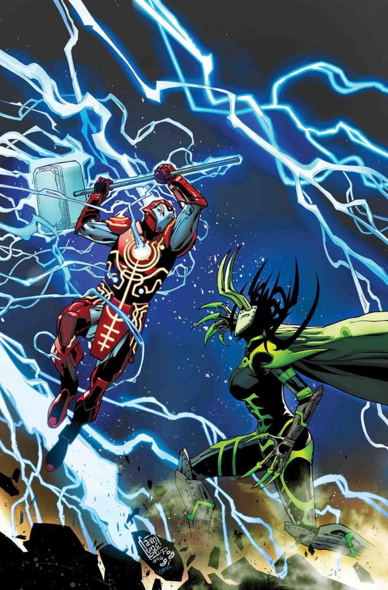 Marvel October 12