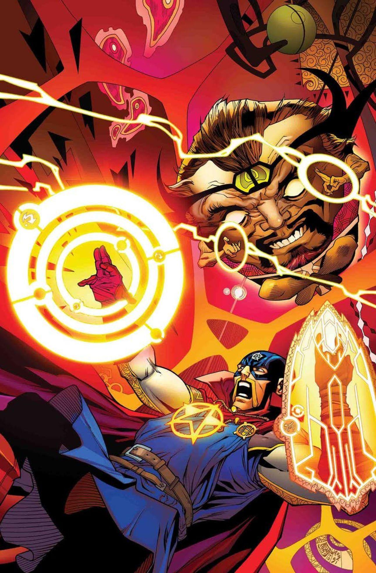 Marvel October 13