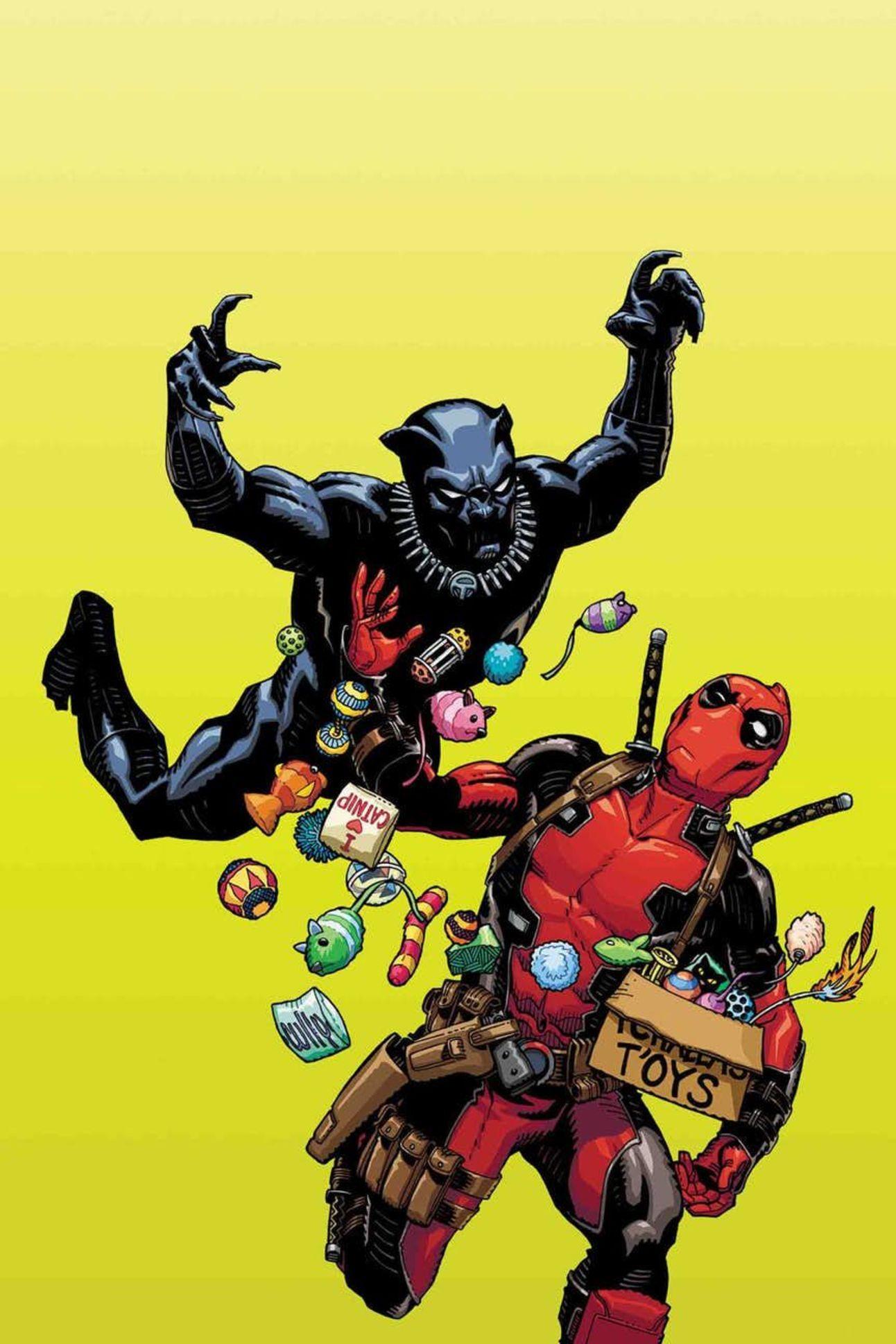 Marvel October 18