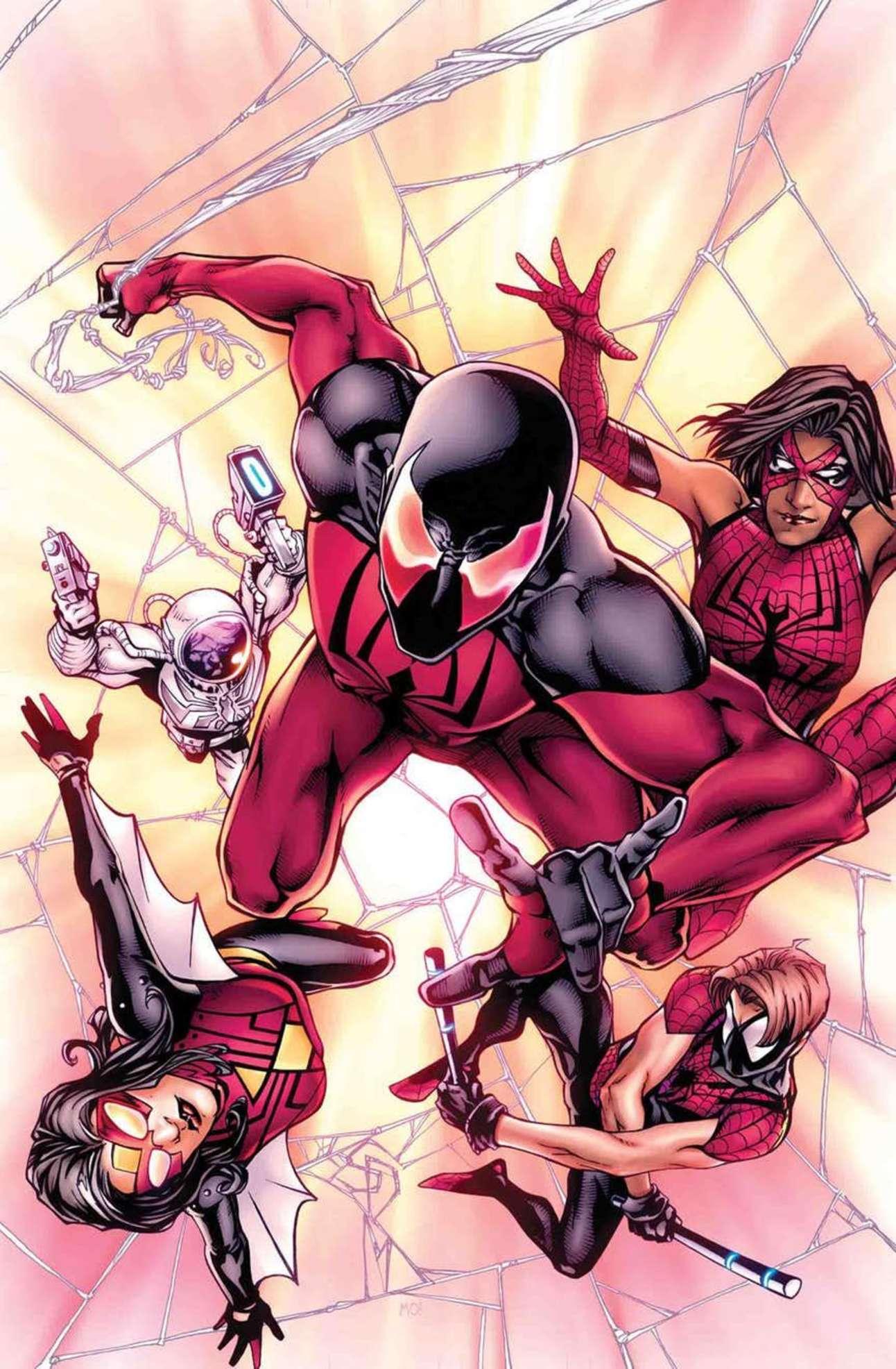 Marvel October 2