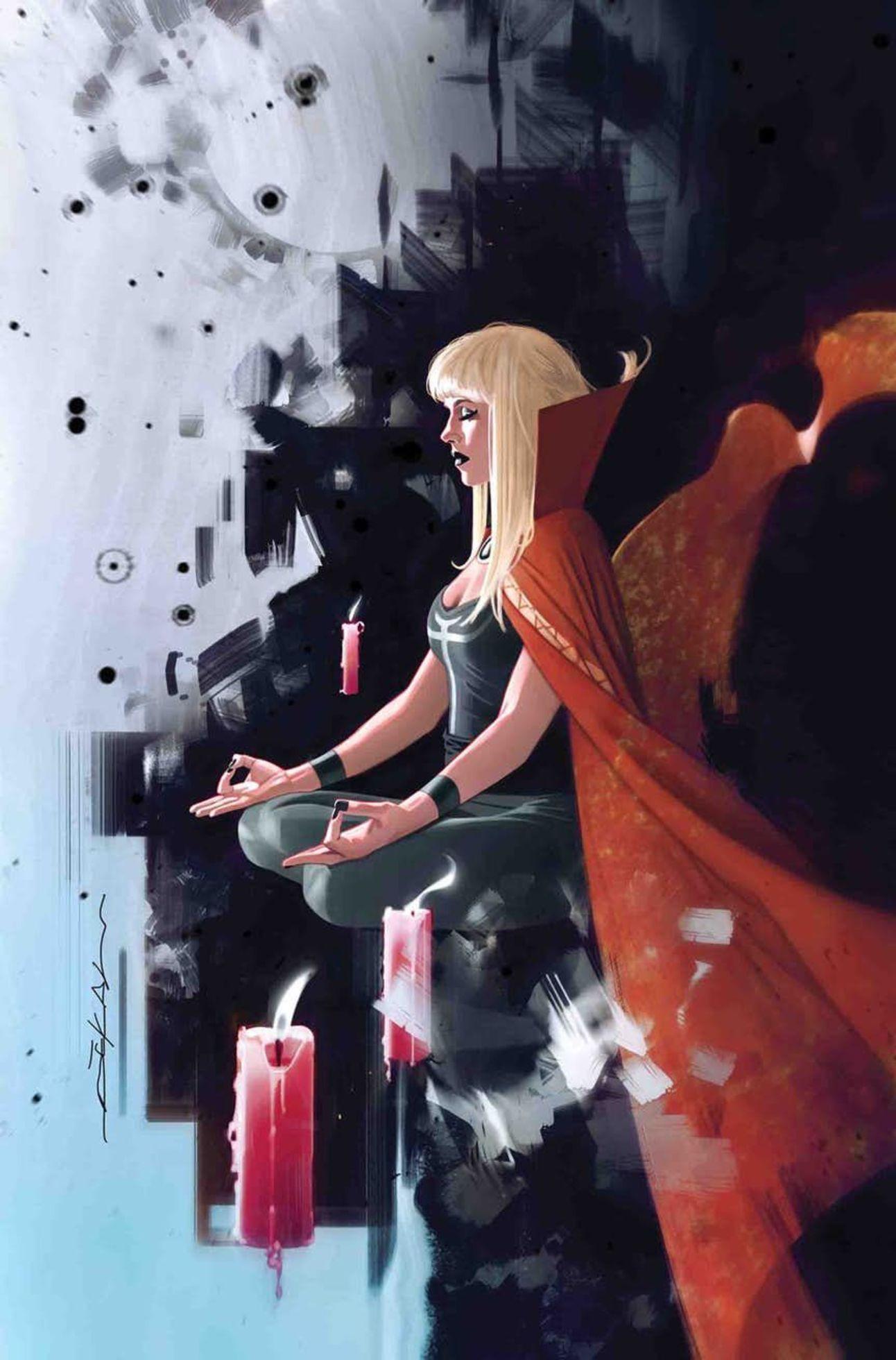 Marvel October 21