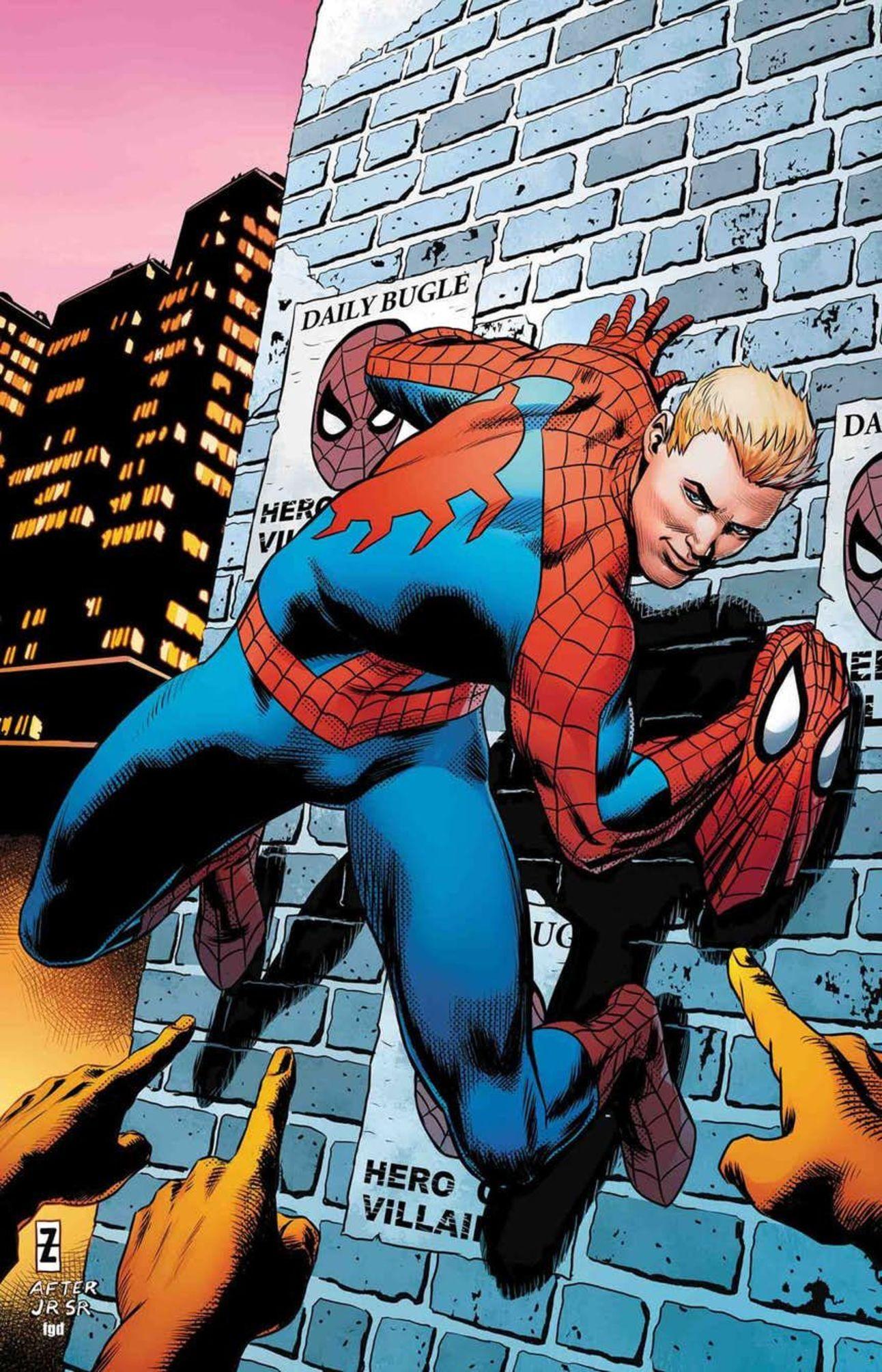 Marvel October 25