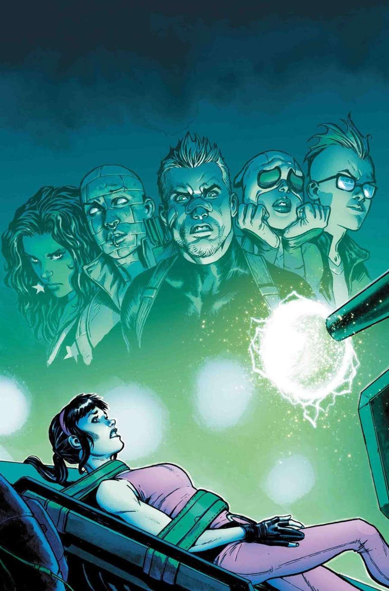 Marvel October 30