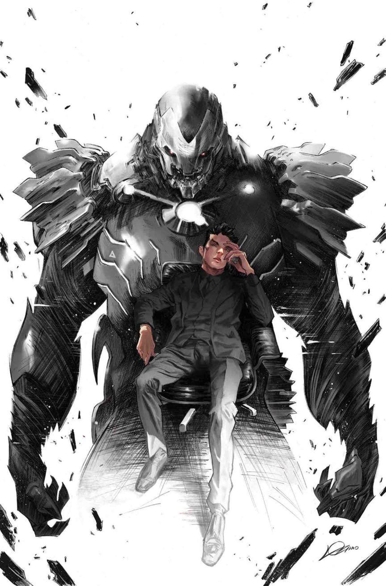 Marvel October 33