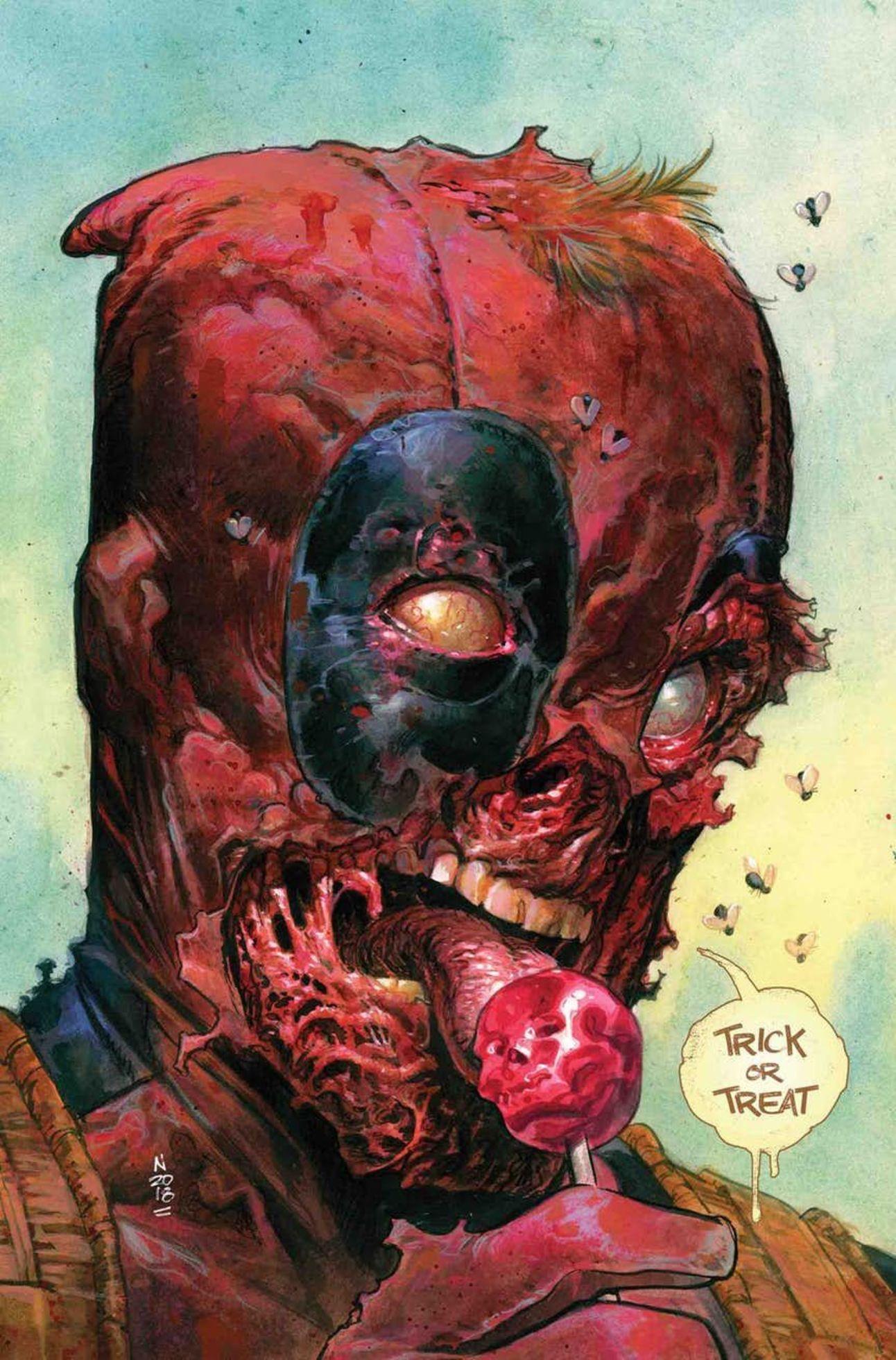 Marvel October 71