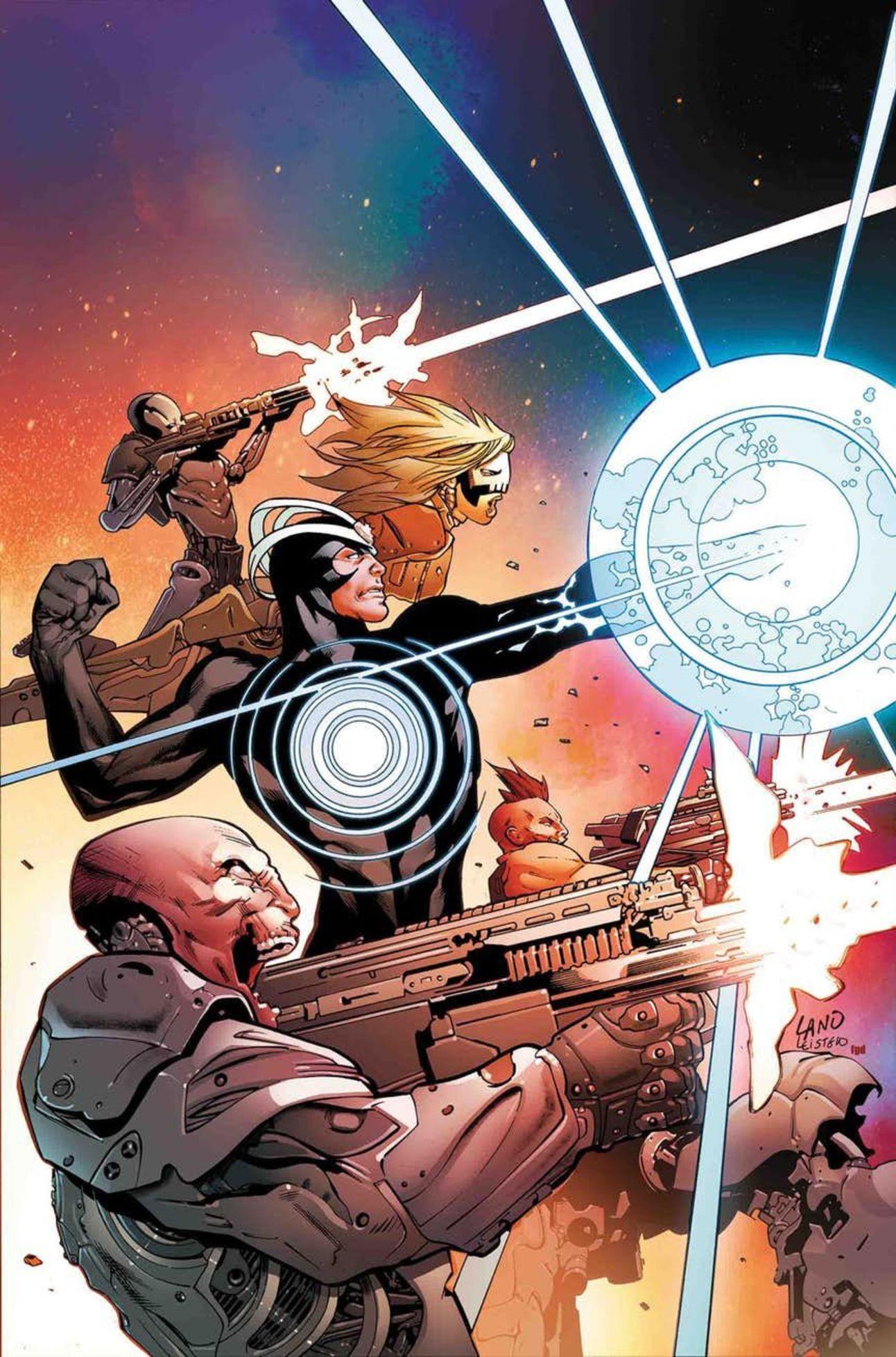 Marvel October 73