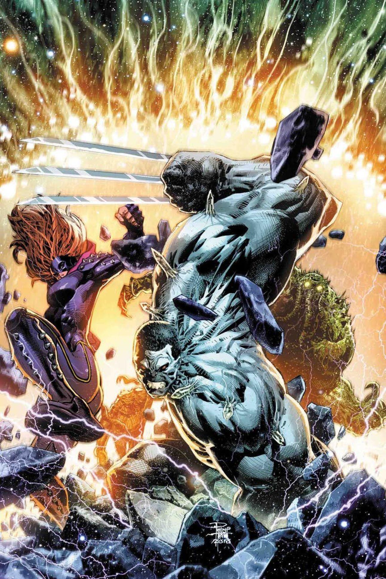 Marvel October 75