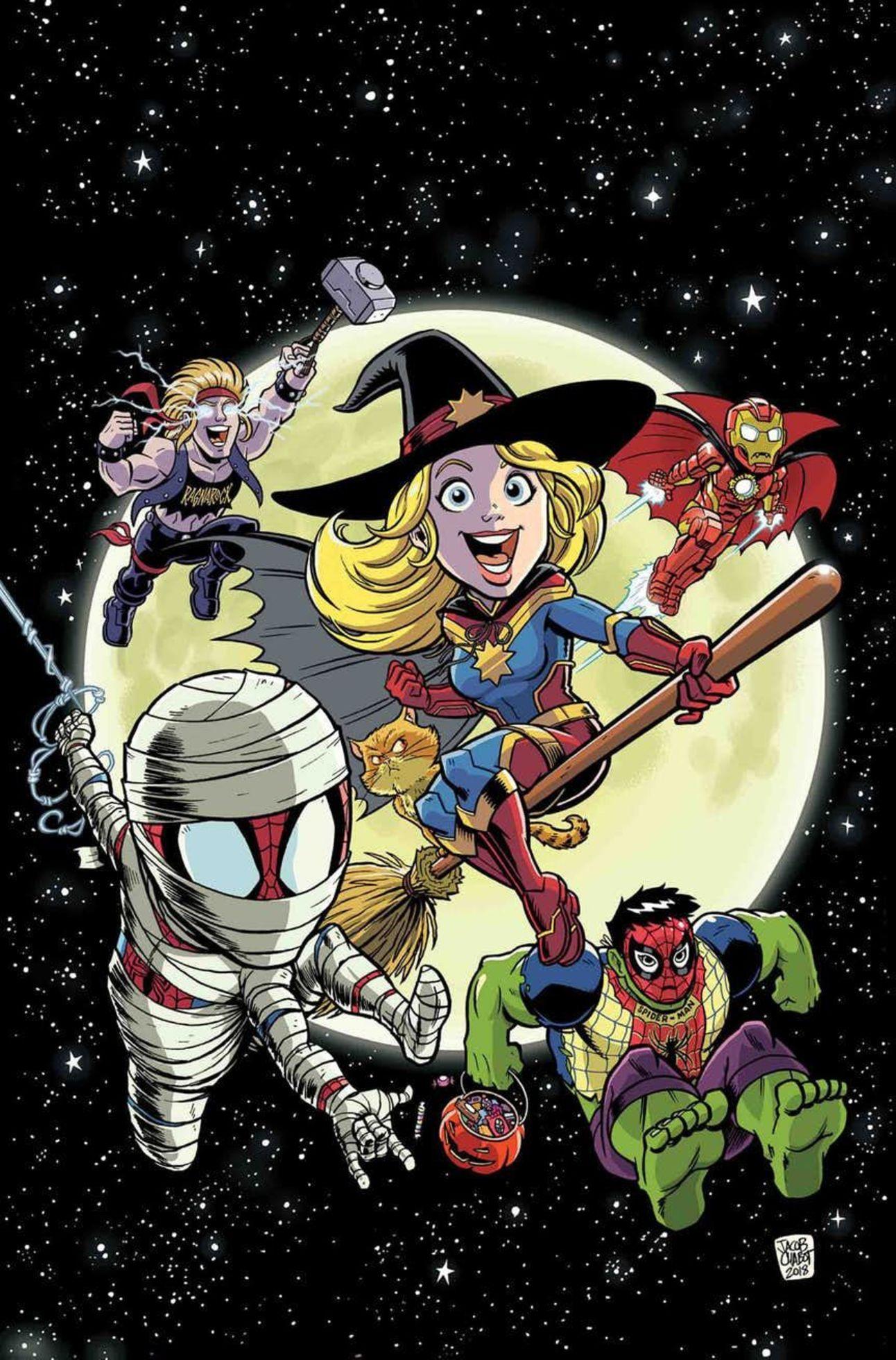 Marvel October 83