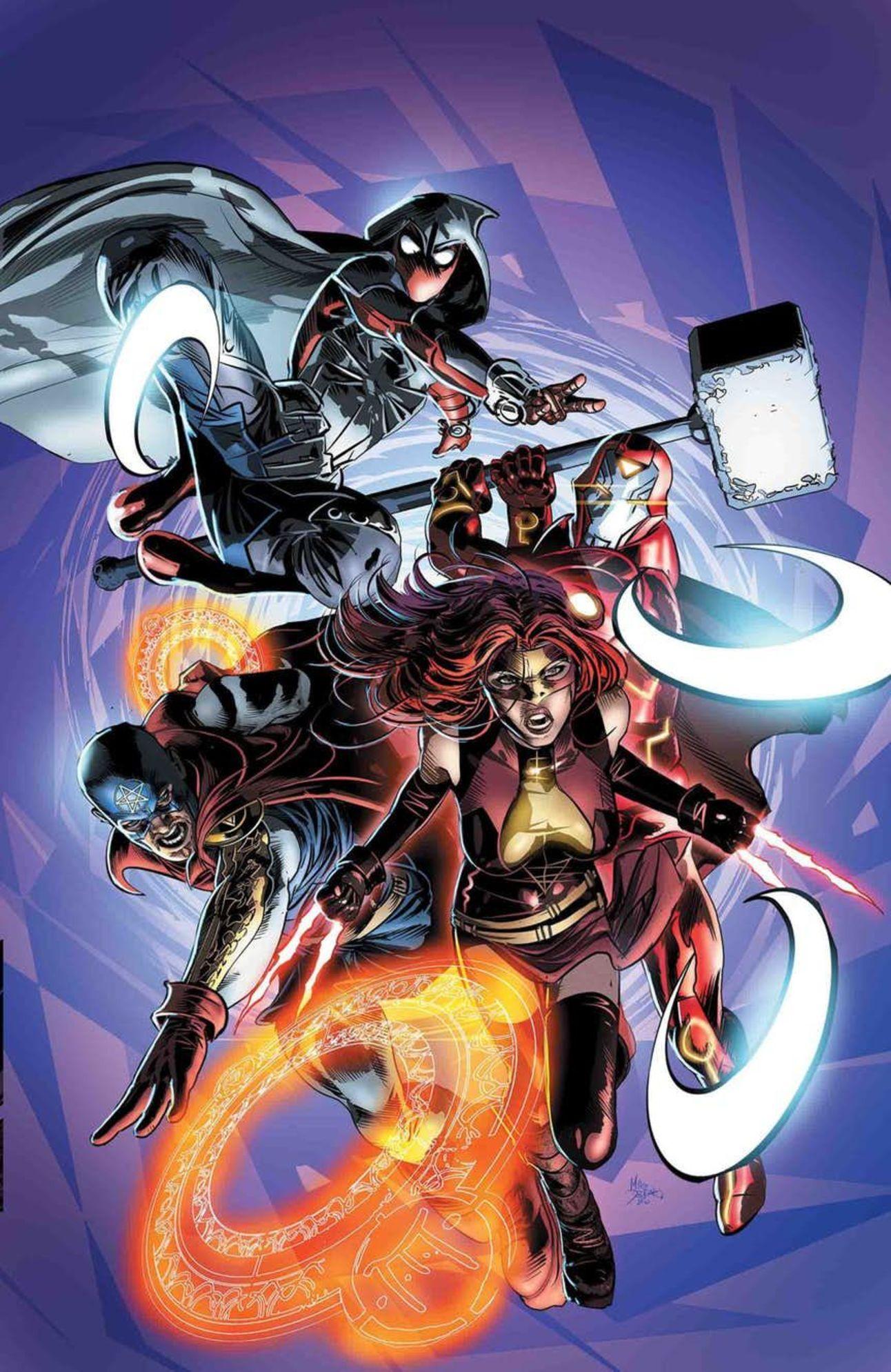 Marvel October 9