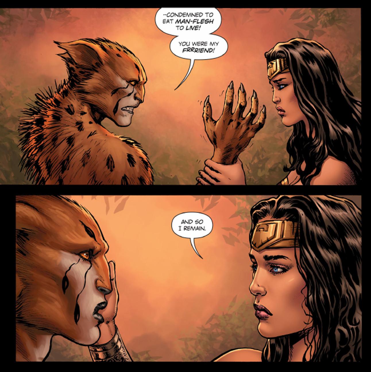Sensational Wonder Woman #8 Reviews (2021) at