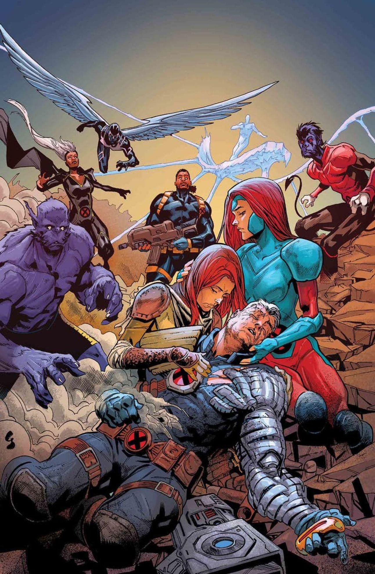 Marvel December 1