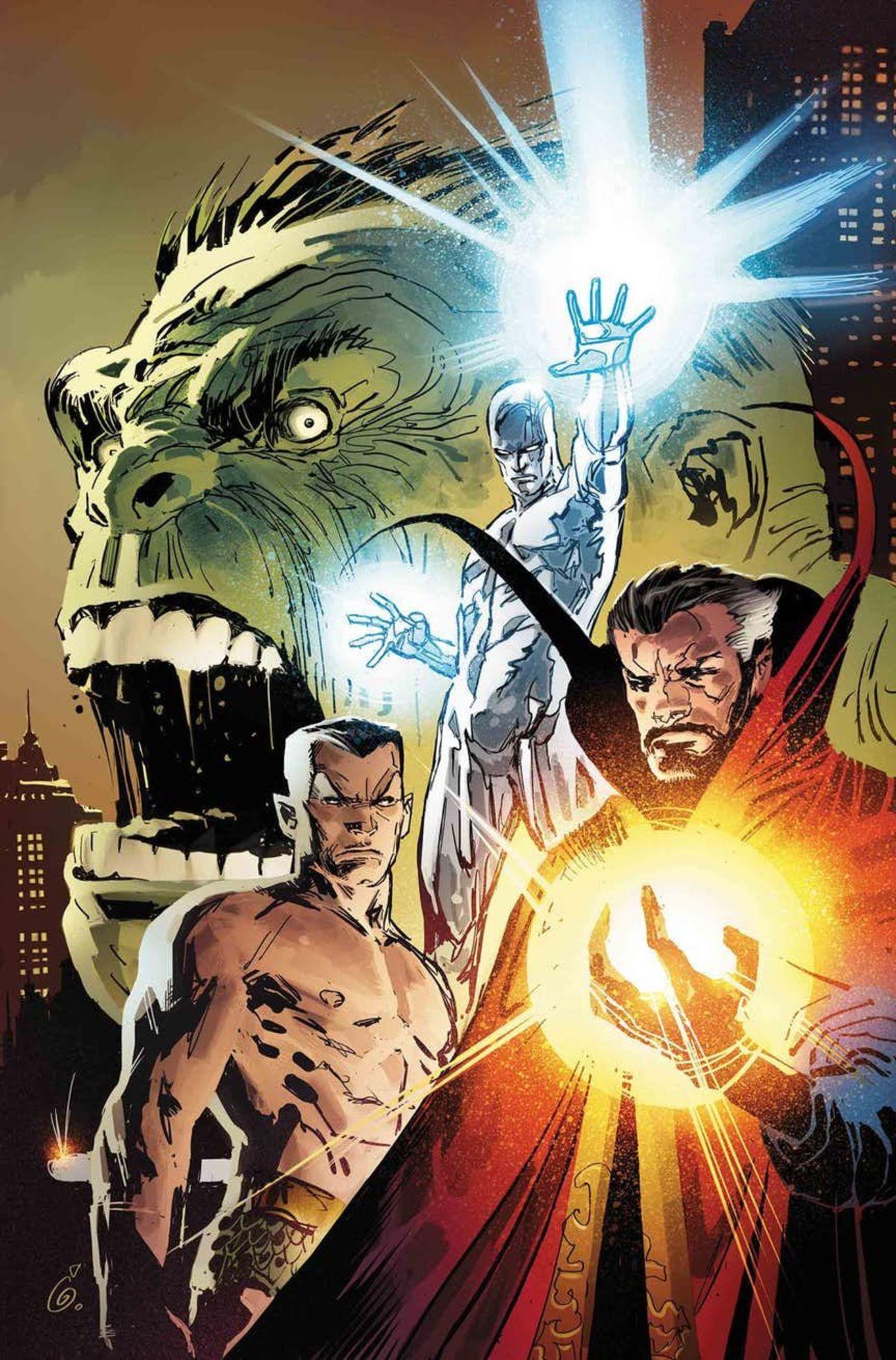 Marvel December 13