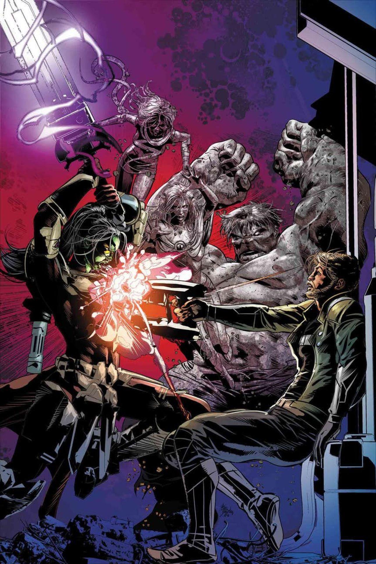 Marvel December 22
