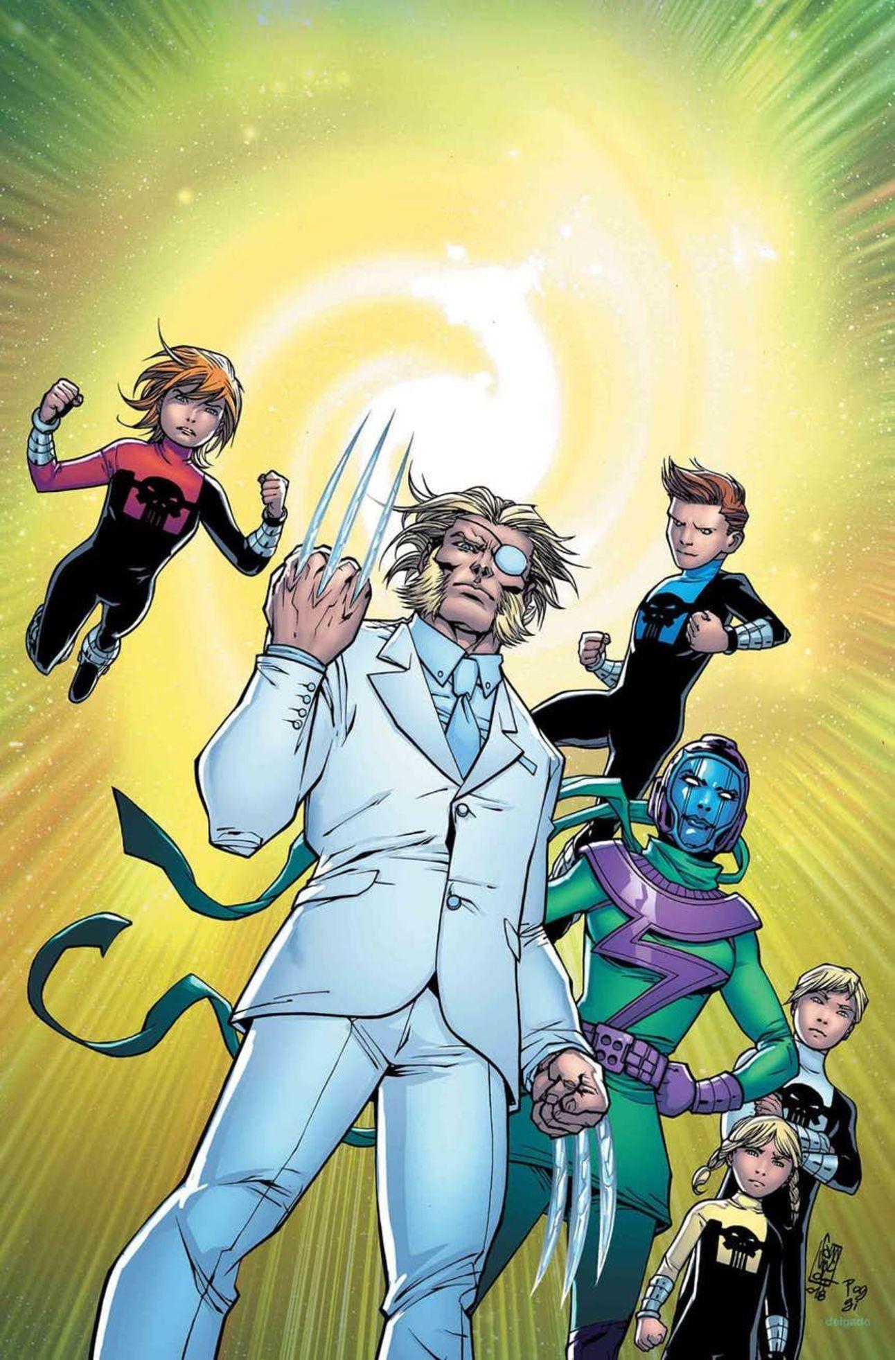 Marvel December 23