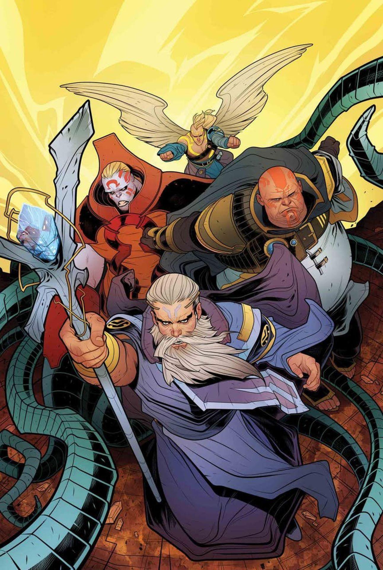 Marvel December 27