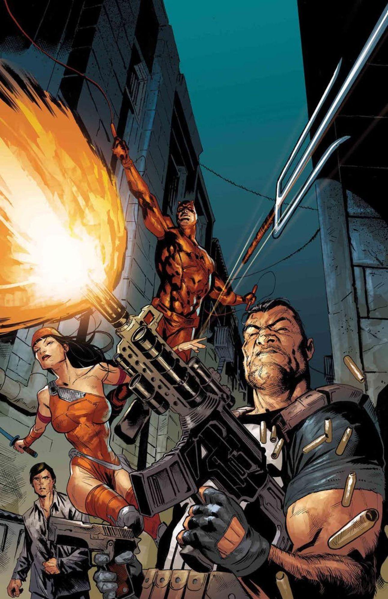 Marvel December 28