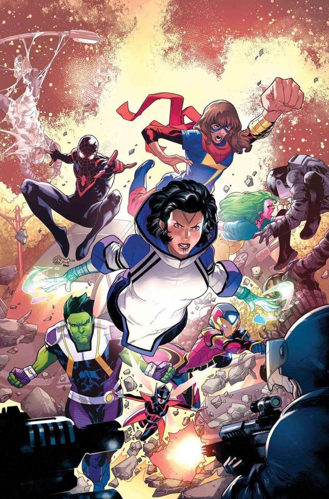 Marvel December 35