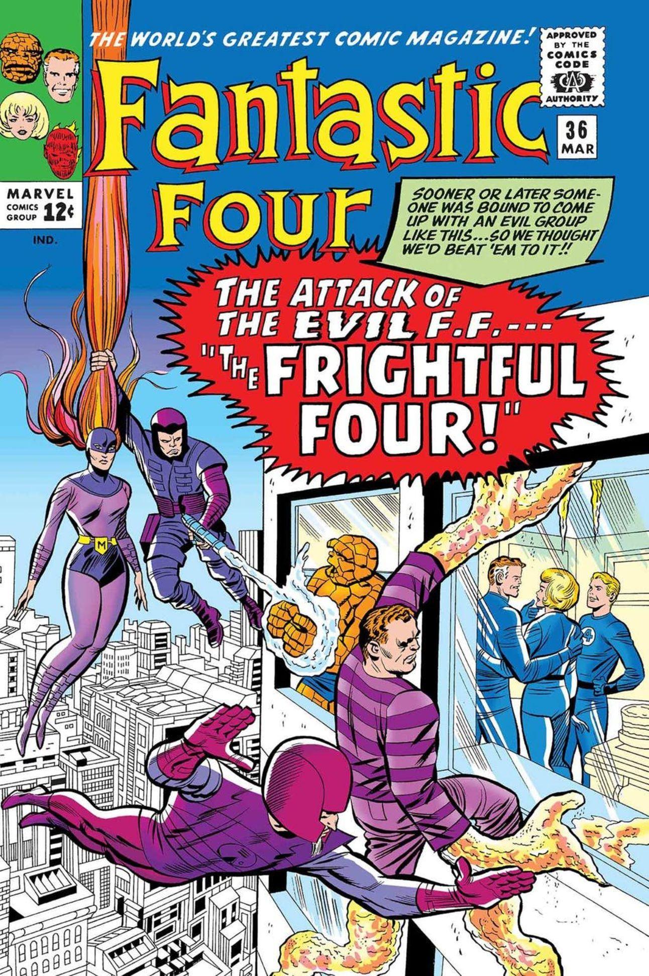 Marvel December 4