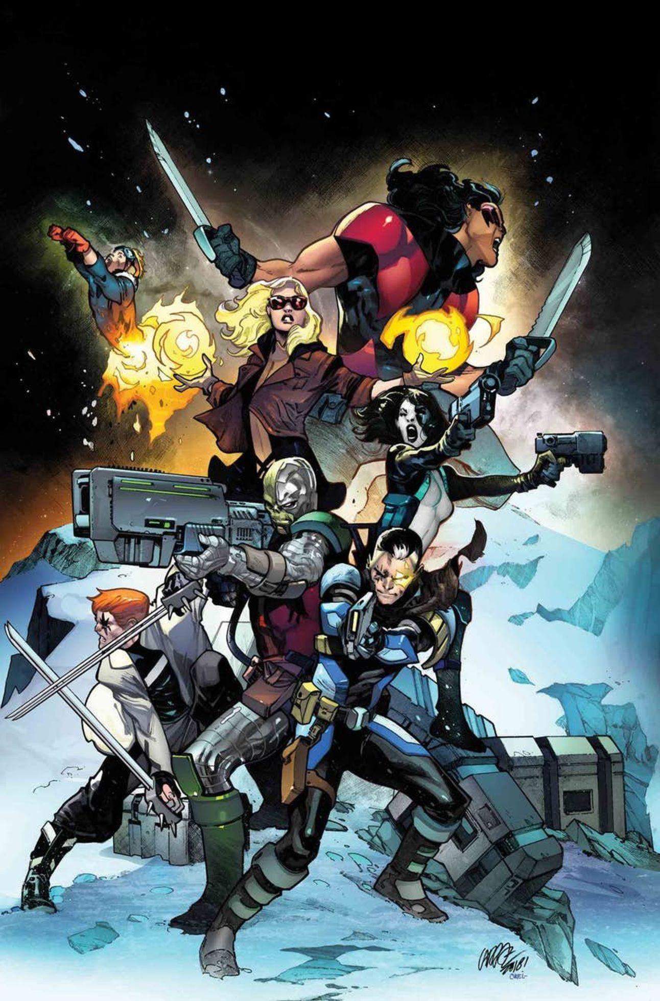 Marvel December 5