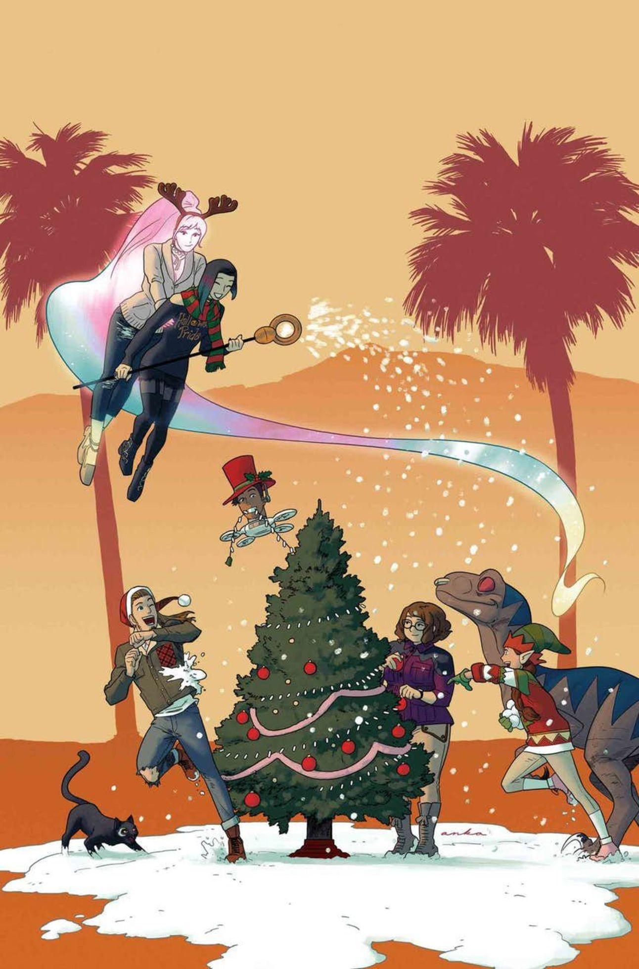 Marvel December 55