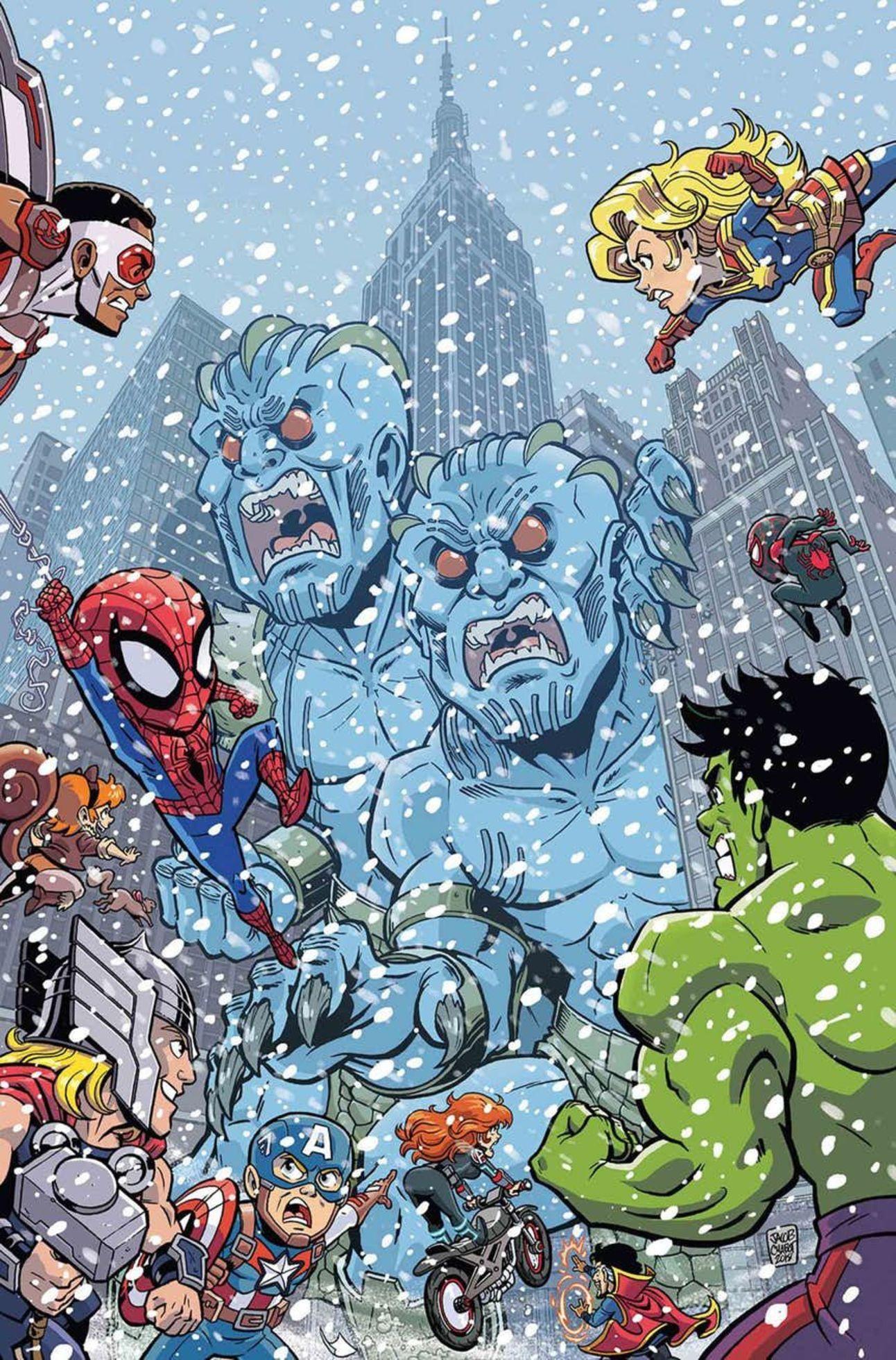 Marvel December 78