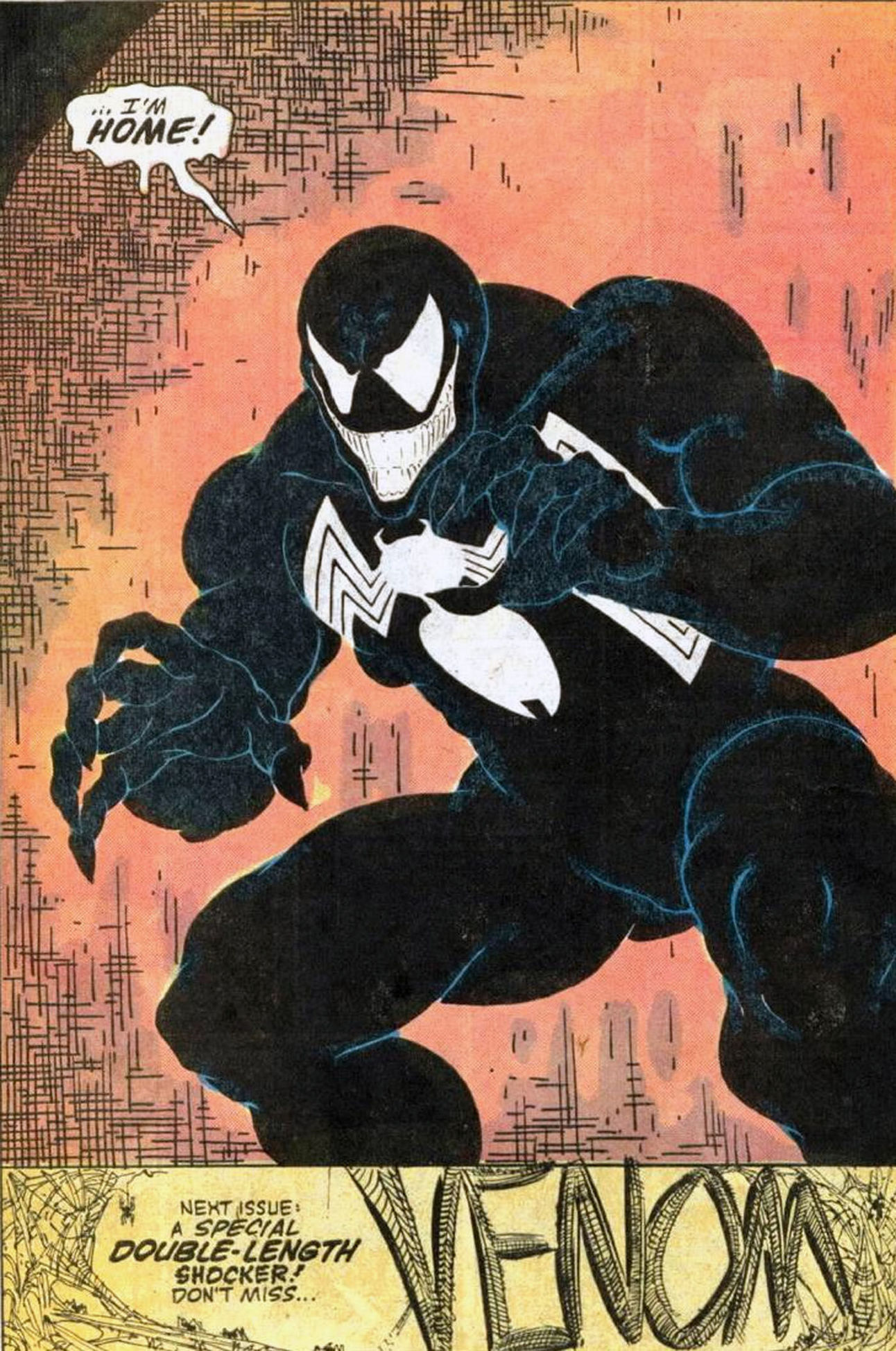 Amazing Spider-Man 299 Venom Reveal