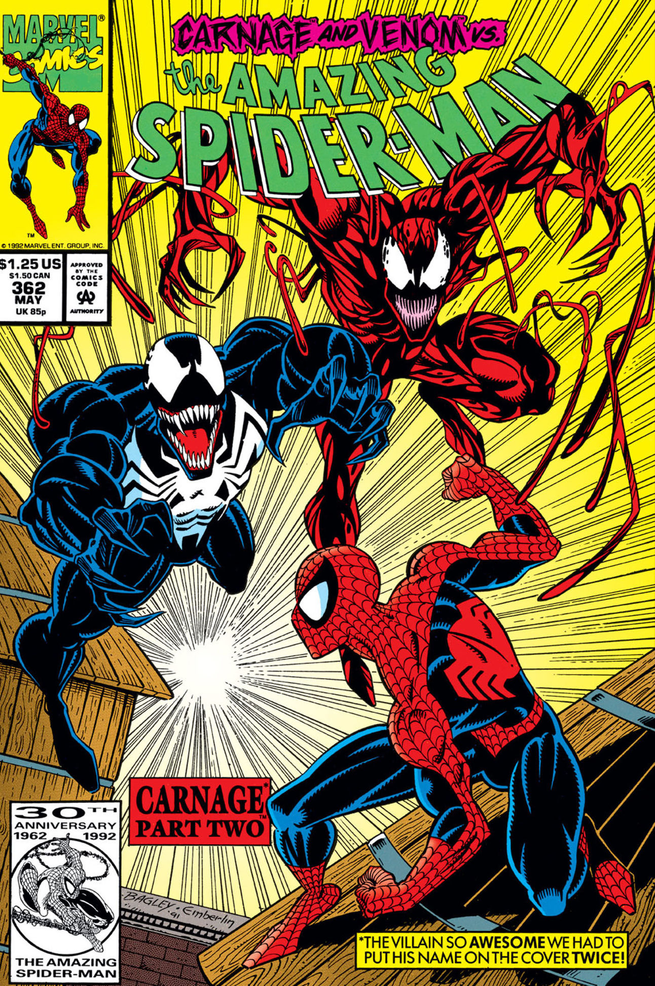 Amazing Spider-Man 362