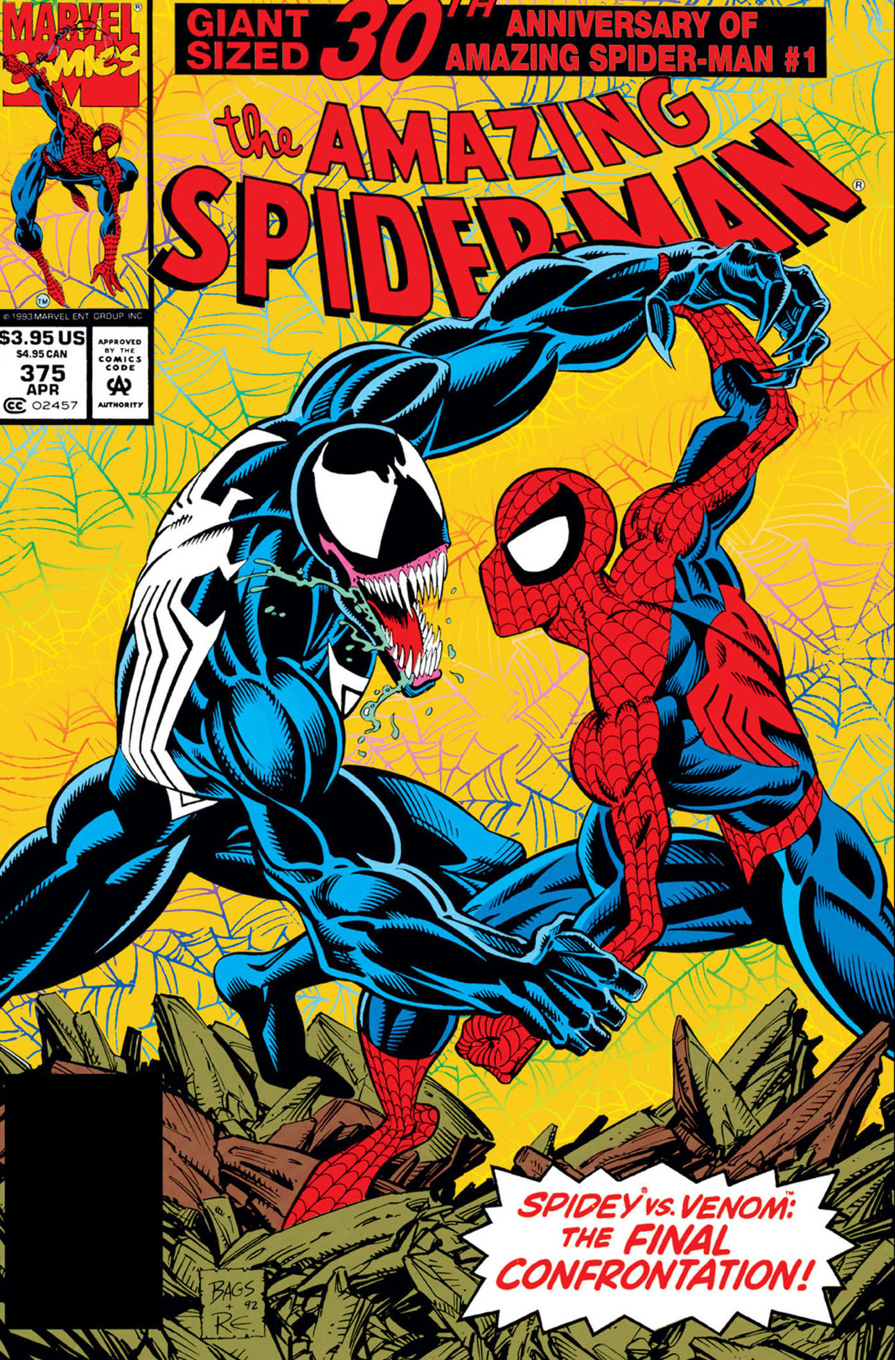 Amazing Spider-Man 375