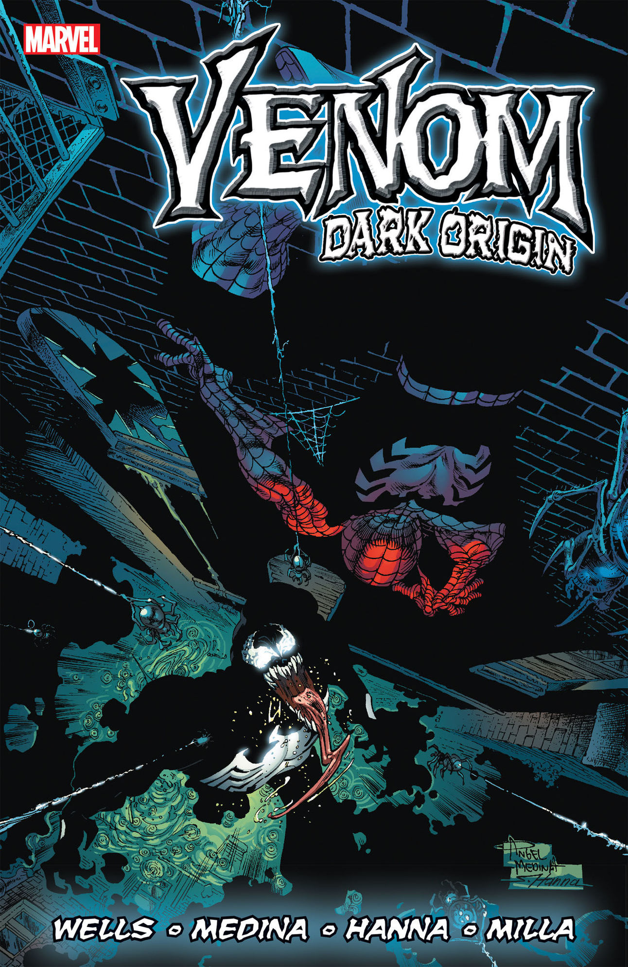 Venom Dark Origin 1