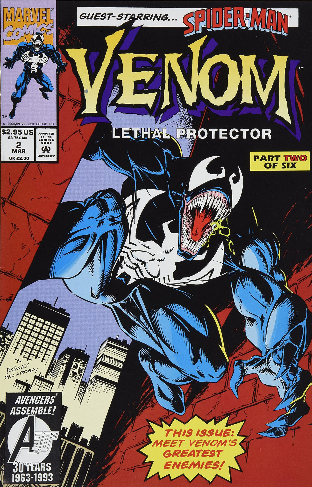 10 essential Venom comic book stories | SYFY WIRE