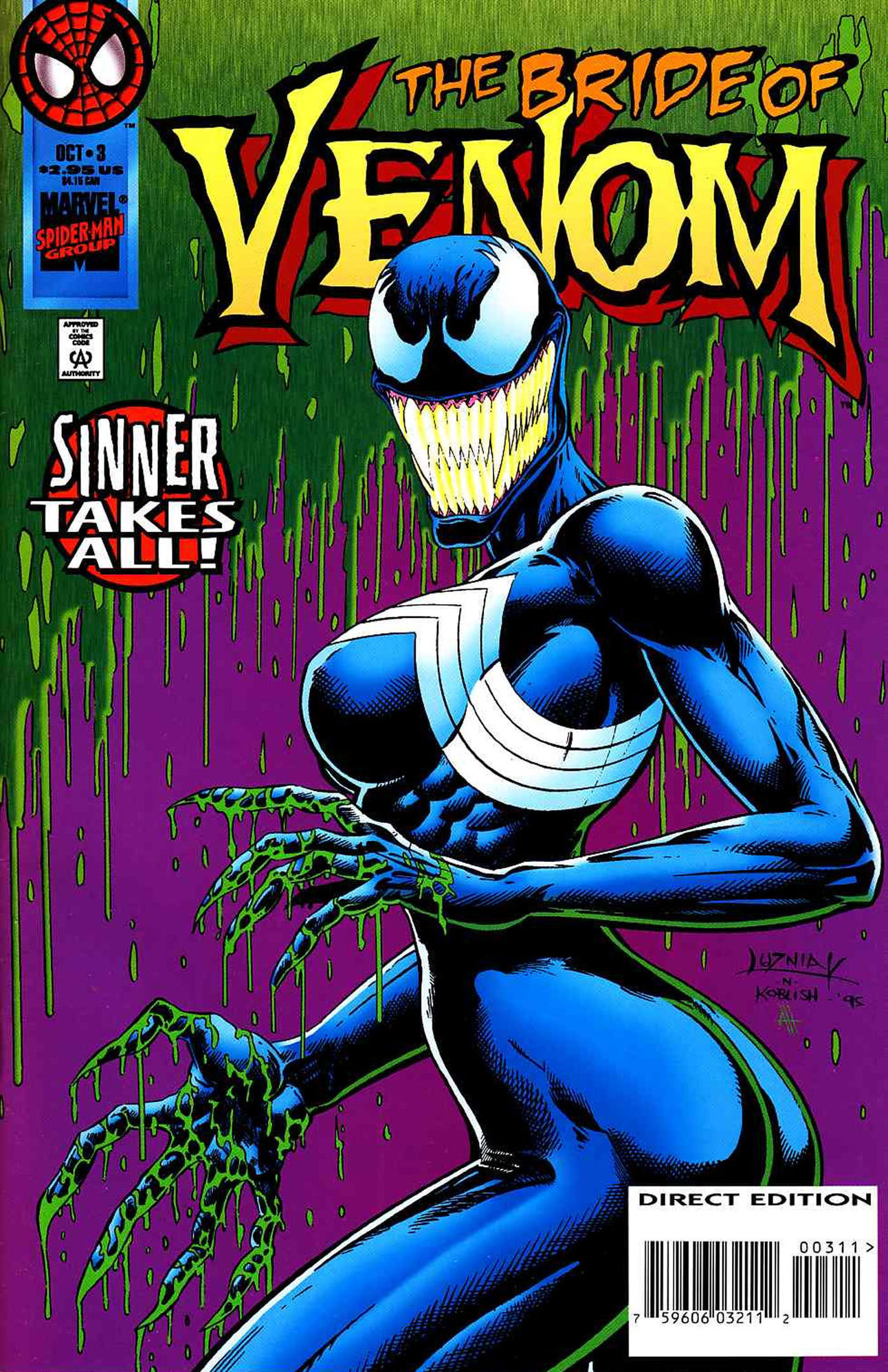 10 essential Venom comic book stories   SYFY WIRE