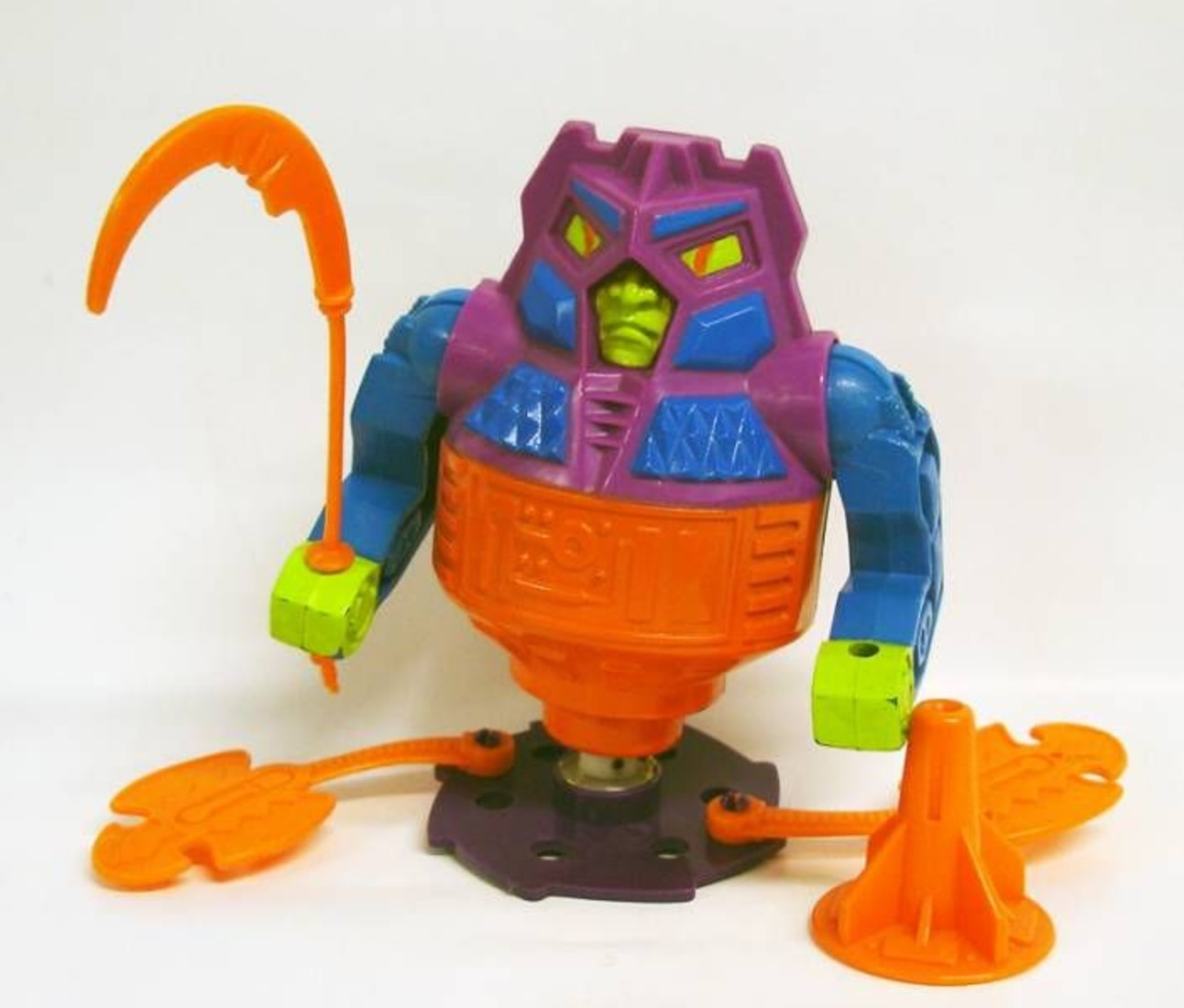 Every He-Man and the Masters of the Universe action figure