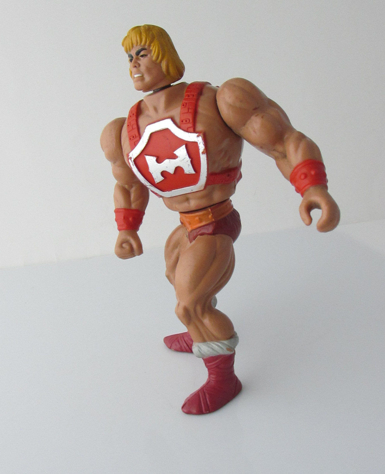 Made in the USA New cog shield accessory for He-Man MOTU Roboto figure