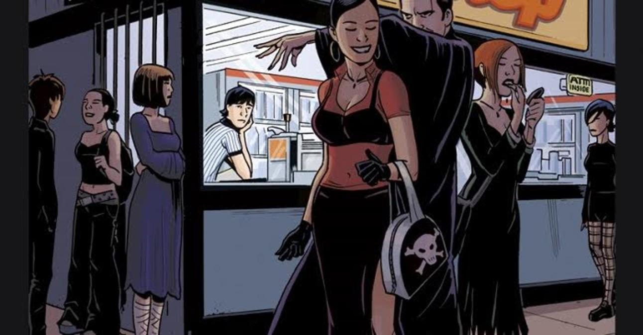 19 vampire comics and graphic novels to sink your teeth into