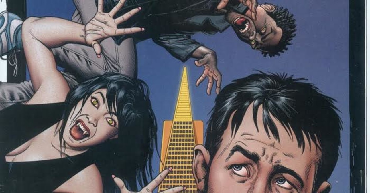 19 vampire comics and graphic novels to sink your teeth into - Blastr
