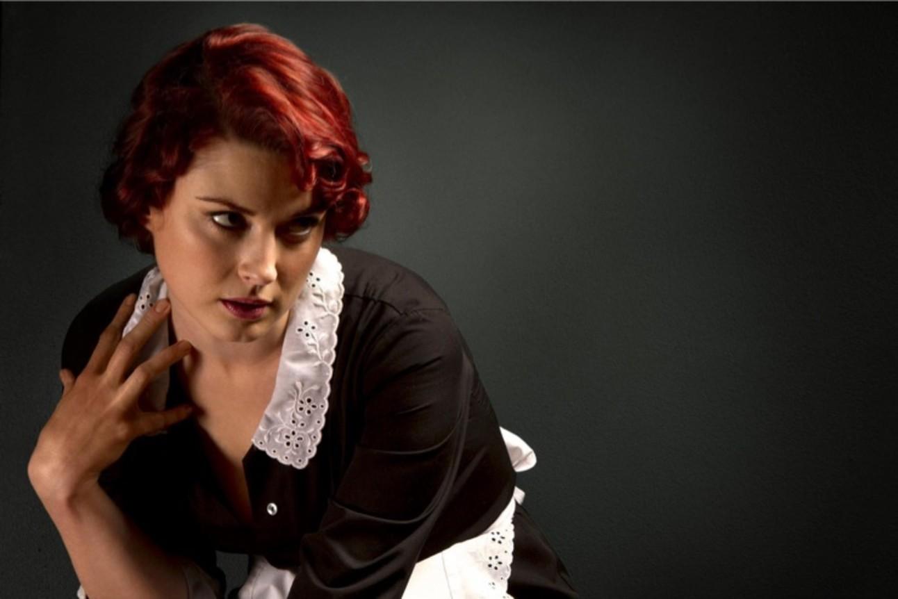 American Horror Story Moira And Elizabeth syfy - american horror story: ranking the best characters