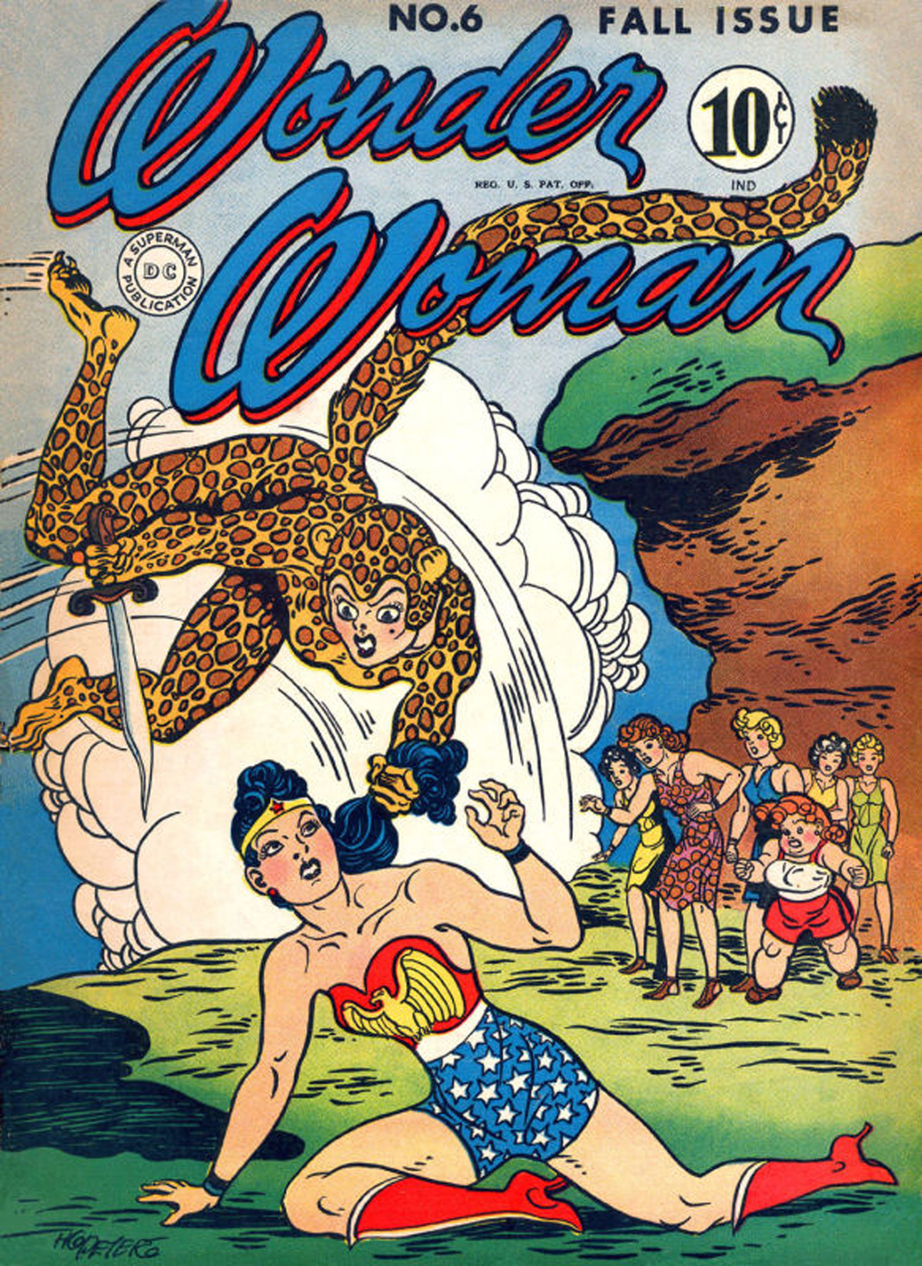 4 Cheetah stories wed like to see in Wonder Woman 2