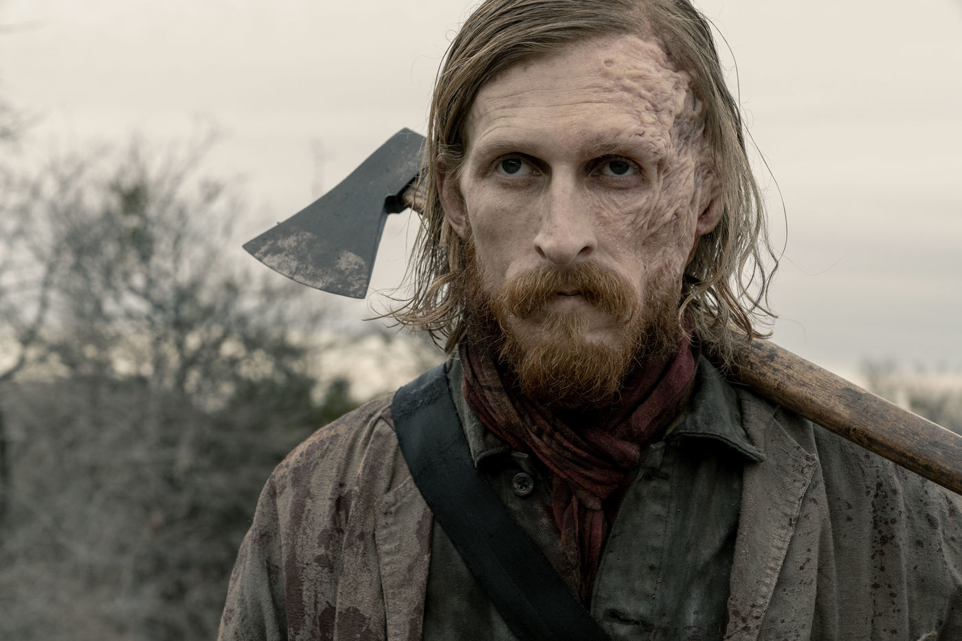Tca 2019 Austin Amelio S Dwight Returns In First Images From Fear