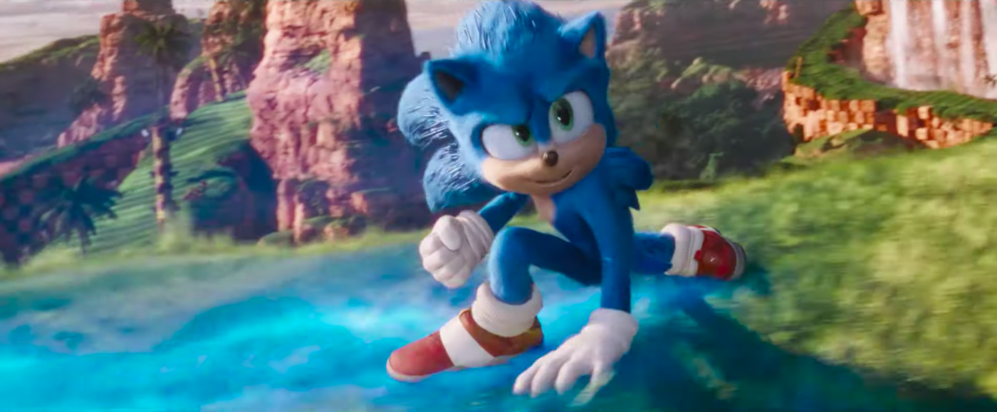 Sonic The Hedgehog S Speed Would Kill Him And Us Probably