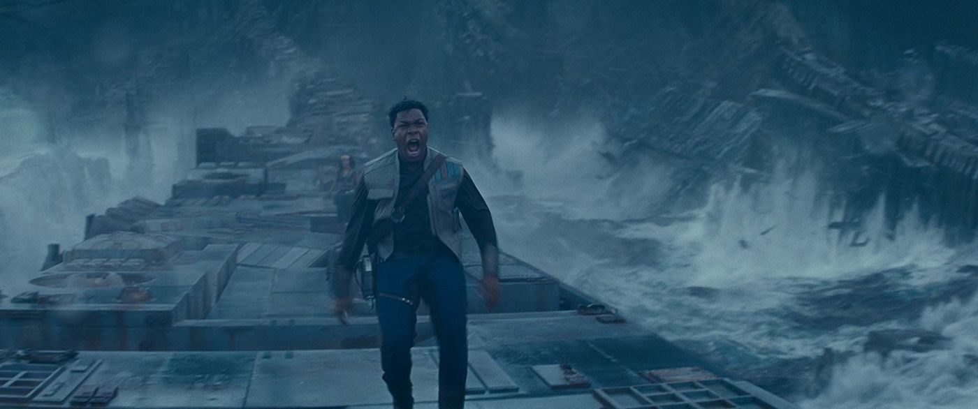 Star Wars The Rise Of Skywalker Confirms Finn Is A Force User And We Have Proof