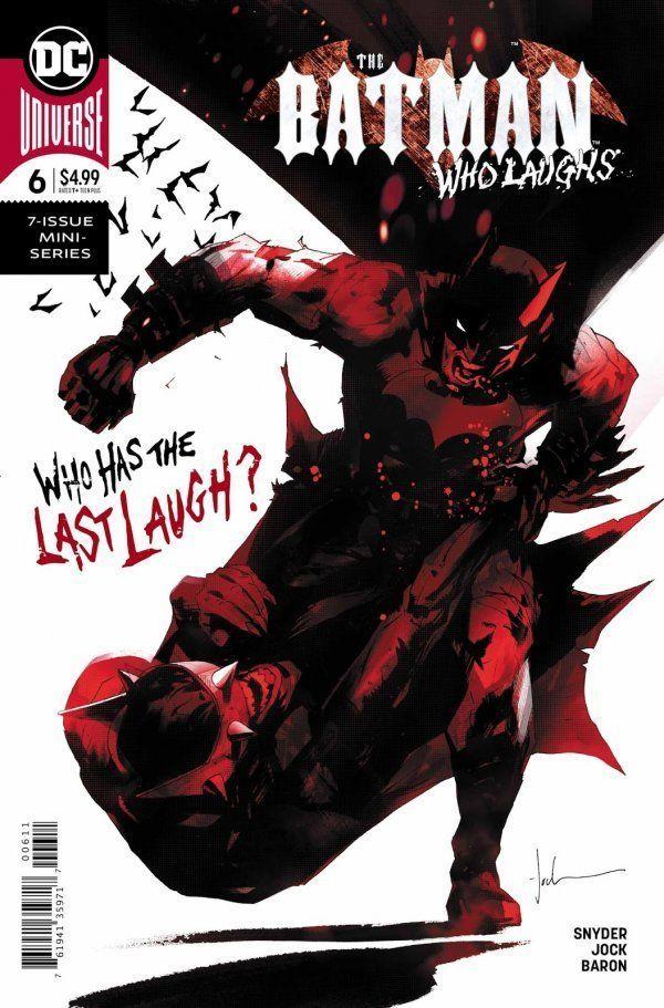 Scott Snyder's final words on Batman