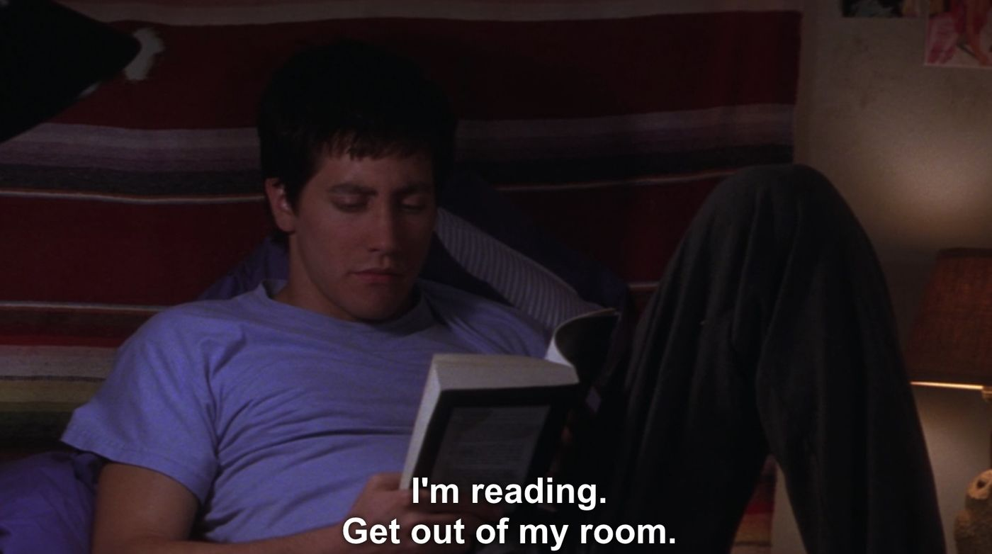 77 Thoughts We Had While Watching Donnie Darko Syfy Wire