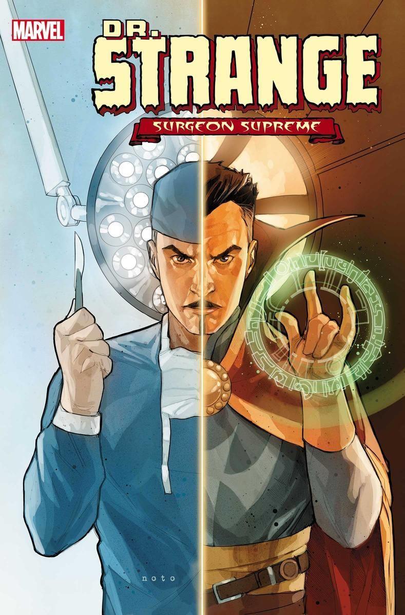 Marvel previews Doctor Strange, Incoming