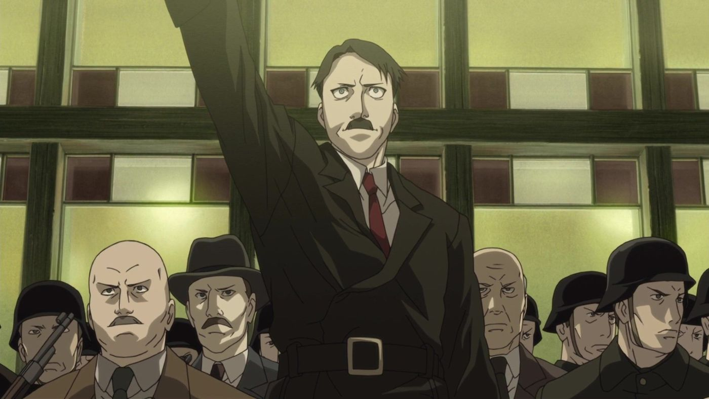 The troubling relationship between anime and fascism   SYFY WIRE