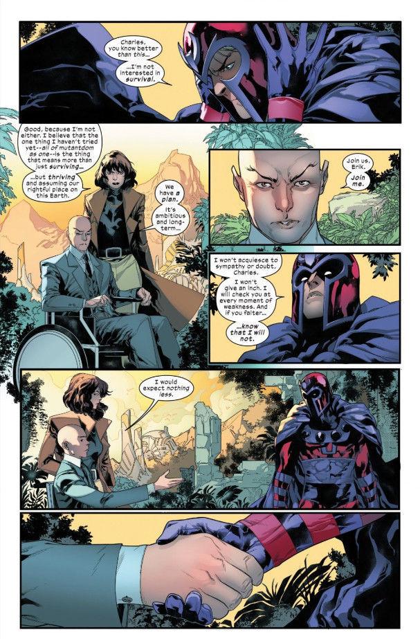 Marvel's X-Men reboot is the game-changer comics needs