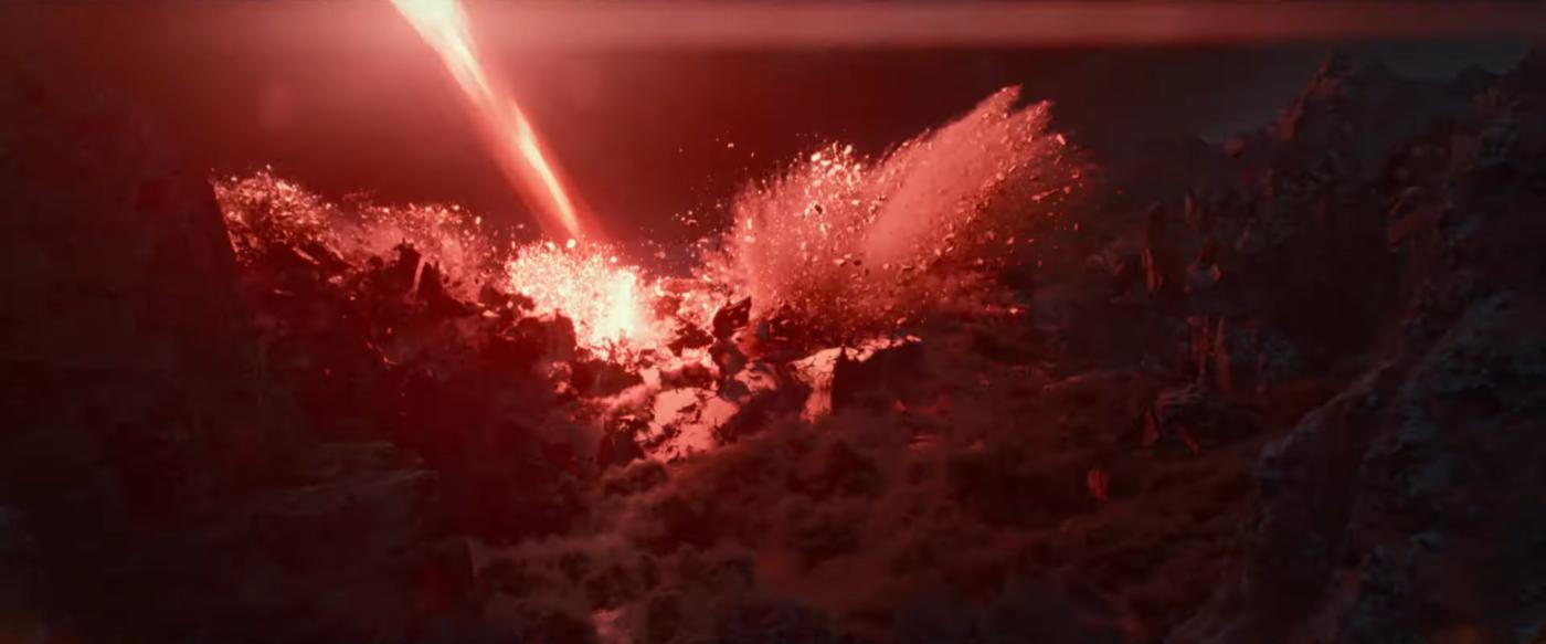 Star Wars The Rise Of Skywalker D23 Trailer Breakdown