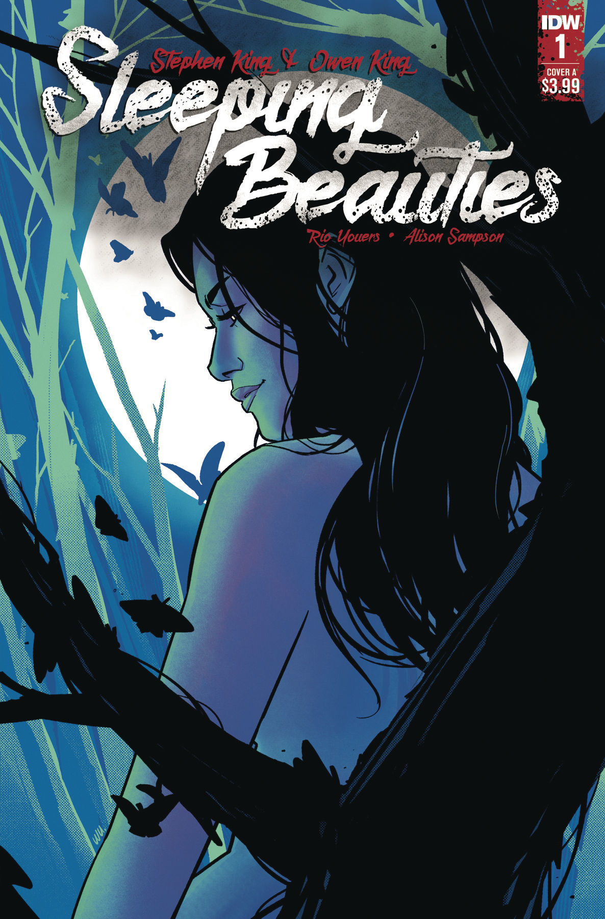 A slumbering sickness descends in IDW's take on Stephen King's Sleeping Beauties