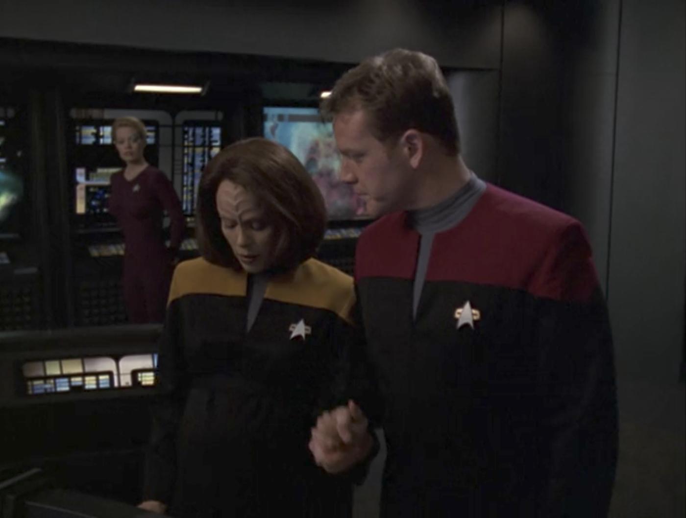 TC Star Trek Voager Serie 1 S5 B/'Elanna Torres